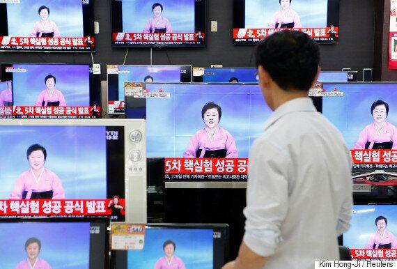 북한이 핵실험을 하자 새누리당에서 '우리도 핵무기를 가져야 한다'는 주장이 다시 나오고