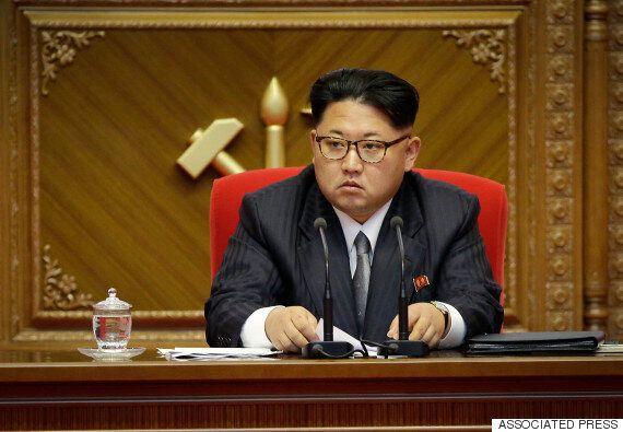 북한이 '대형 위장막'을 설치하며 한 달 만에 또다시 핵실험을