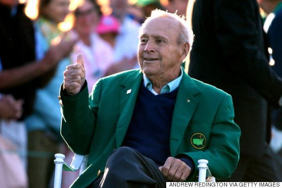 '골프계 전설' 아놀드 파머, 향년 87세로