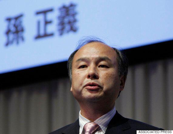 일본 부호 손정의 회장의 숨겨진 이야기