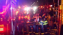 뉴욕에서 토요일 밤 대규모 폭발이
