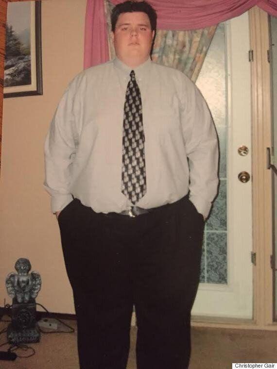 이 아빠가 거의 100kg를 뺀 이유는 아이