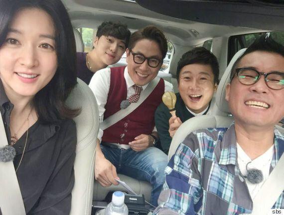 이영애가 추석 예능에 출연해 '픽미'를