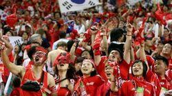 이번 이란과의 축구 경기에선 한국 여성도 히잡을 써야 할지도