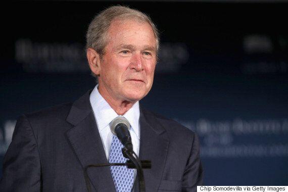 9·11 테러 당시 에어포스 원에서 부시가 보좌관들과 나눴던 대화가