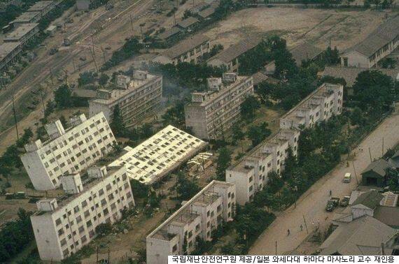 경남 양산에서 규모 6.5 지진 일어나면 서울과 수도권에서도 '이게'