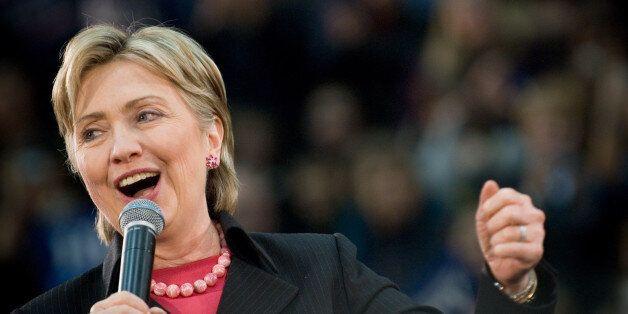 힐러리 클린턴이 15일부터 유세를