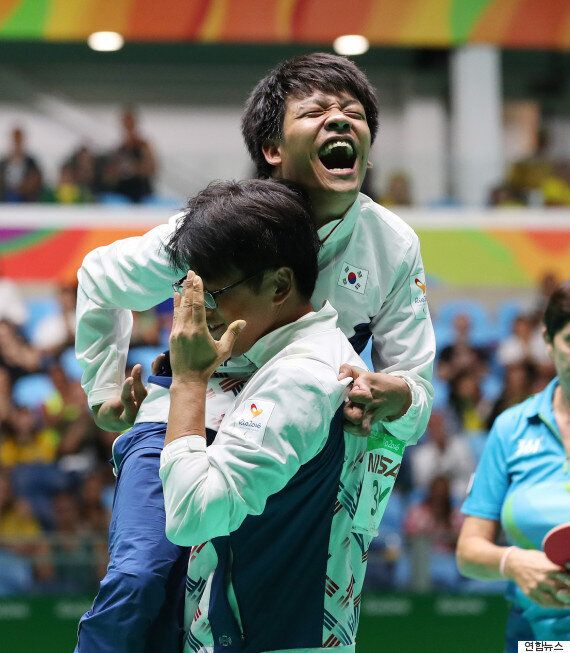 세계랭킹 1위 정호원, '패럴림픽 징크스' 이겨내고 금메달