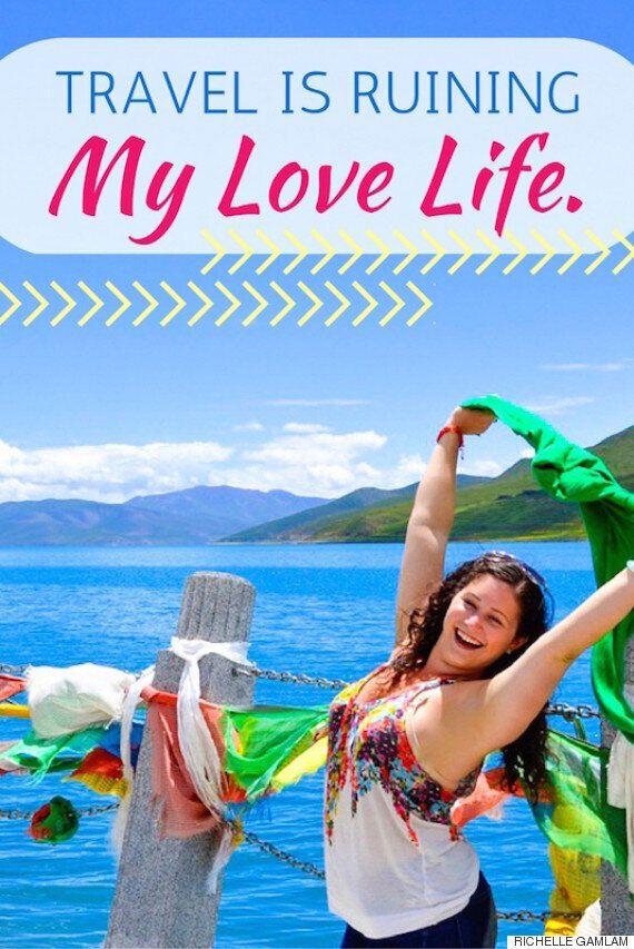 여행은 어떻게 내 연애 생활을 파괴하고