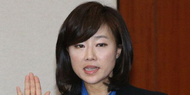 조윤선 장관 후보자는 놀랍게도 교통법규를 꾸준히 위반했다 : 1년4개월간 29회
