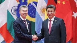 시진핑이 아르헨티나 대통령에게 뜬금없는 부탁을