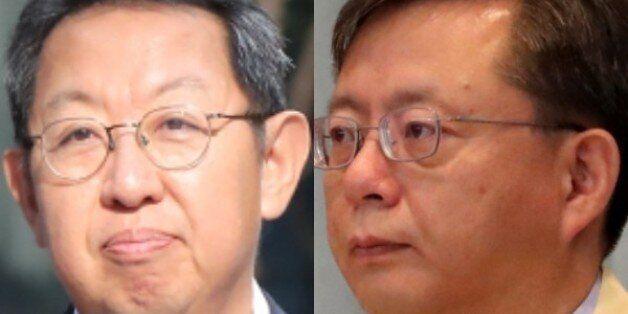 검찰, '우병우·이석수 의혹' 특별수사팀