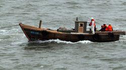 북한 주민 3명이 어선을 타고 서해를 통해