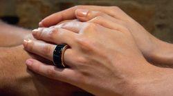 이 반지만 있으면 어디서든 연인의 심장박동을 느낄 수
