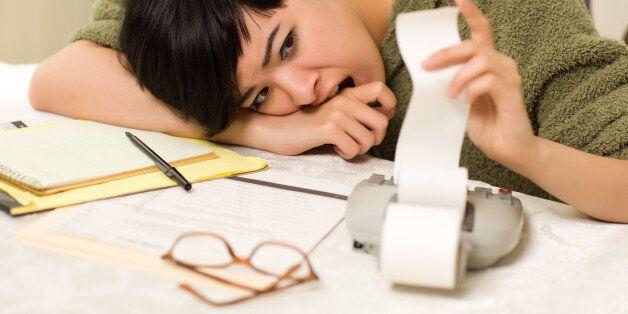 영국 청년 3명 중 1명은 평균 440만원의 빚을 갖고