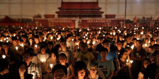 중국은 왜 시민혁명을 두려워