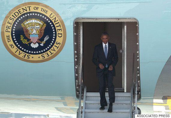 이 사진 때문에 중국이 오바마를 '홀대'했다는 의혹이 제기됐지만 중국의 설명은