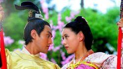 강타가 중국 드라마에서 황제 역을 맡는다(사진