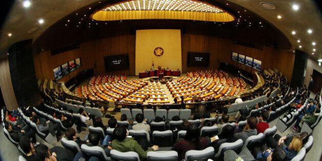 한국 정치, 새판을 짜야