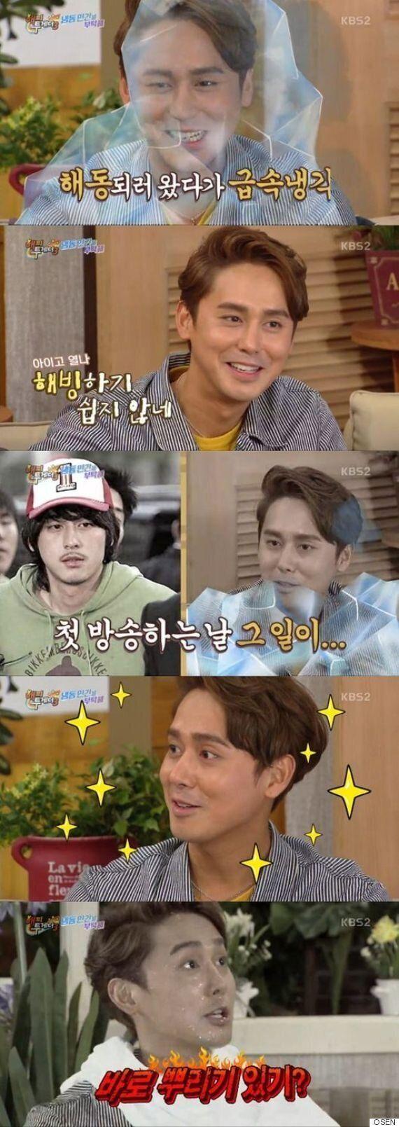 [어저께TV] '해투3' 김상혁, 원조 '뇌맑남'이 쏘아올린 크나큰