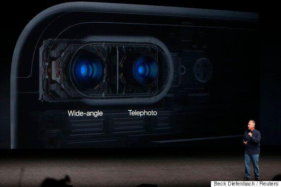 애플 아이폰 7 공개 : 카메라 성능은 좋아졌고, 이어폰 단자는 정말