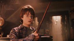 '해리포터와 마법사의 돌'의 초기 스케치는 정말이지