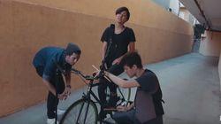자전거는 그 자체로 훌륭한