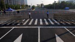 중국 항저우 시민 200만명이 갑자기 휴가를