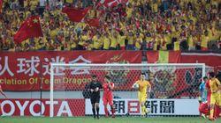 한국이 월드컵 첫 최종예선에서