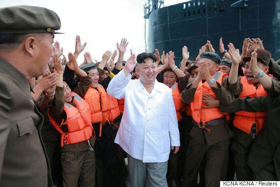 북한은 한중 정상회담 직후 노동미사일 3발