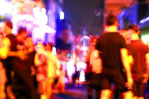 [포토 에세이] 서울 게이 클럽의 여름 밤