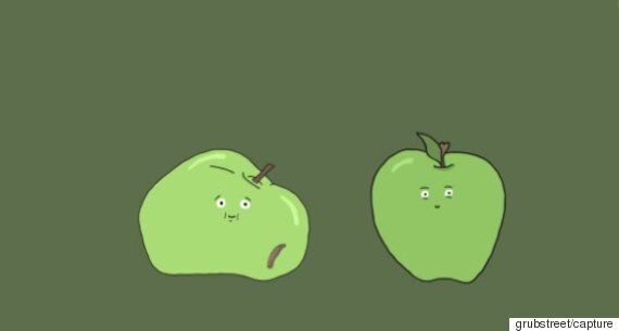 못생긴 과일과 채소는 당도도 더 높고 건강에도 더
