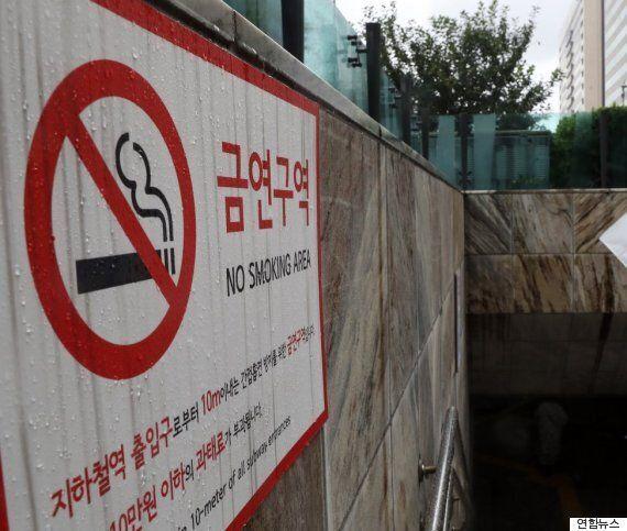 집안에서의 흡연도 규제하려는 움직임이