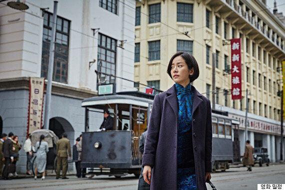 베니스영화제에서 공개된 영화 '밀정' 해외 매체