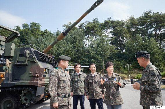 북한이 미사일을 쏘자 박 대통령은 김정은을 '1인 독재' '비상식'이라며