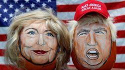 미국인들은 클린턴과 트럼프가 '최악'이라고