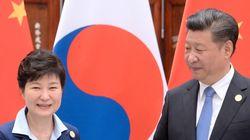 시진핑은 박근혜에게 '사드 배치를 반대한다'고 면전에서