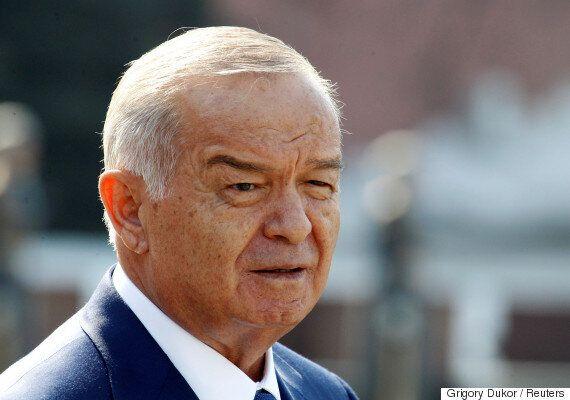 외교부가 사망한 독재자 카리모프 우즈베키스탄 대통령을