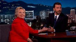 힐러리 클린턴, 건강이 위독하다는 루머에 정말 멋지게