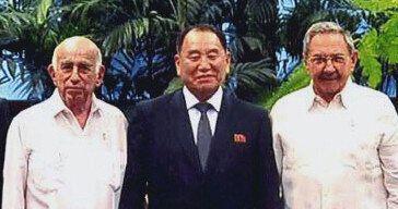 북한이 김용진 부총리를 처형하고, 김영철 통전부장을 혁명화
