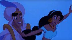 디즈니 만화 주인공인 알라딘의 원래 국적은