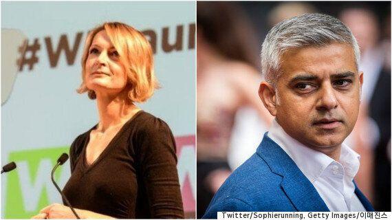 영국 여성평등당이 사디크 칸에게 런던 패션위크 후원을 끊어달라고 한