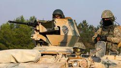 터키군의 시리아 북부 쿠르드 공격으로 40명