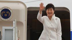 박근혜 대통령이 러시아로