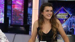 Amaia Romero necesita dos minutos en 'El Hormiguero' para enamorar a
