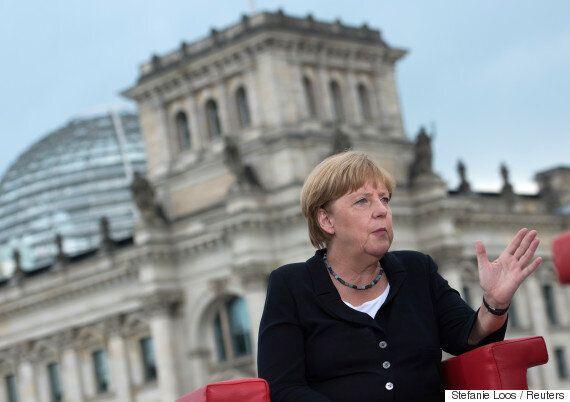 메르켈이 선거 패배를 인정하면서도