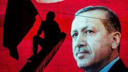 터키가 시리아 접경에서 'IS 청소'에