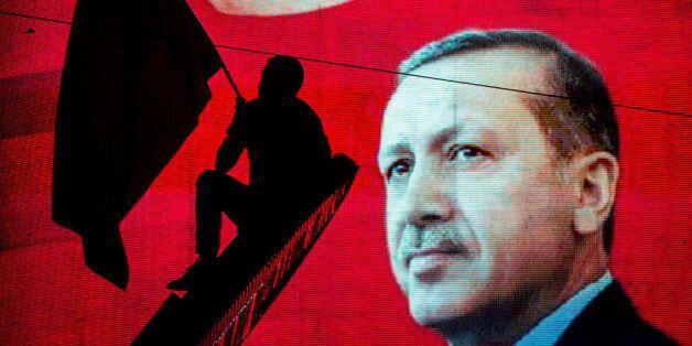 '결혼식장 테러' 이후 터키가 시리아 접경지역에서 'IS 청소'에