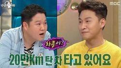 배우 오대환이 '라디오 스타'에서 거침없는 순박함을