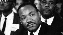 마틴 루터 킹의 명연설은 준비된 내용이
